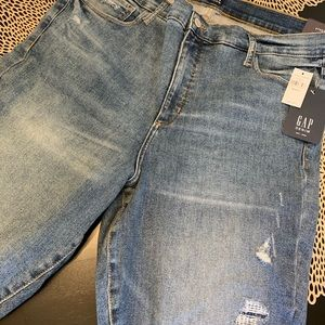 High Rise Favorite Jegging with Smoothing Pockets
